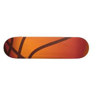 Cartoon-Basketball Bedruckte Skateboarddecks