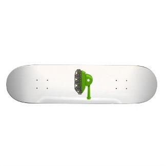 Cartoon-Behälter Personalisierte Skatedecks
