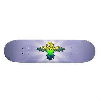 Cartoon Budgie Individuelle Skateboards