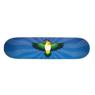 Cartoon-Caique/Lovebird/Pionus/Papagei Individuelles Skateboard