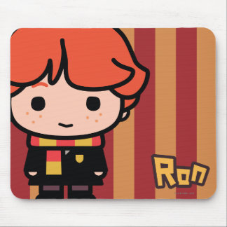 Cartoon-Charakter-Kunst Ron Weasley Mousepad