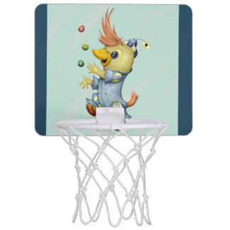 CARTOON des BABY-RIUS Minibasketball-Ziel Mini Basketball Netz