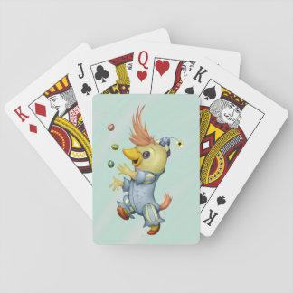 CARTOON des BABY-RIUS Spielkarten, Standardindex Spielkarten