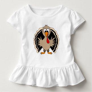 Cartoon die Türkei Kleinkind T-shirt