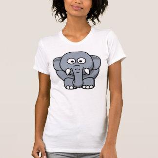 Cartoon-Elefant T-Shirt