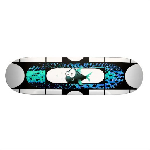 Cartoon-FischeSkateboard Skateboarddecks
