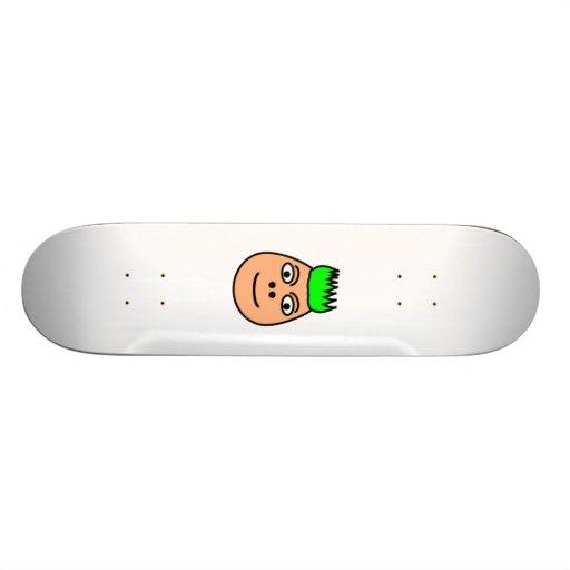 Cartoon-Gesicht Personalisiertes Deck