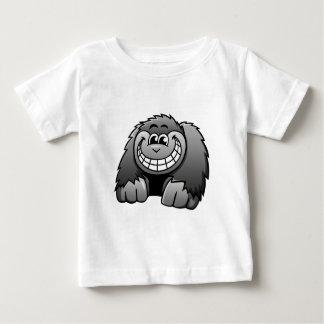 Cartoon-Gorilla Baby T-shirt