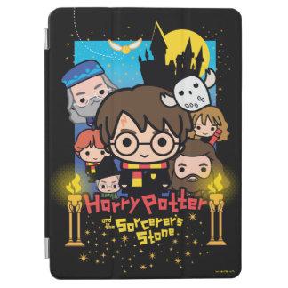 Cartoon Harry Potter und der Stein des Zauberers iPad Air Hülle