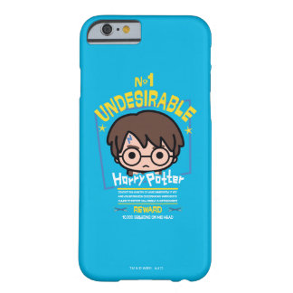 Cartoon Harry Potter wollte Plakat-Grafik Barely There iPhone 6 Hülle