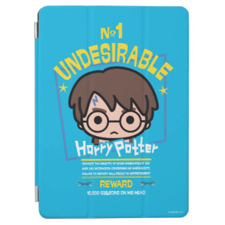 Cartoon Harry Potter wollte Plakat-Grafik iPad Air Hülle