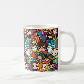 Cartoon-Harry- Pottercharakter-Wurf-Muster Kaffeetasse
