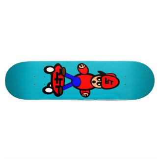 Cartoon-KinderSkateboarding Skateboard Individuelle Skatedecks