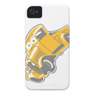 Cartoon-Lieferwagen Case-Mate iPhone 4 Hüllen