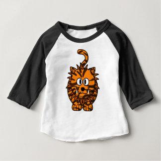 Cartoon Liger Baby T-shirt