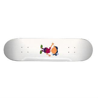 Cartoon-Mädchen Personalisierte Skateboarddecks