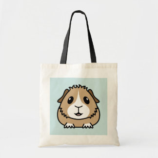 Cartoon-Meerschweinchen-Einkaufstasche
