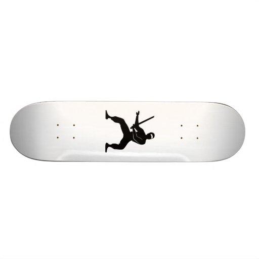 Cartoon Ninja Skateboarddeck