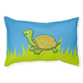 Cartoon-Schildkröte Haustierbett