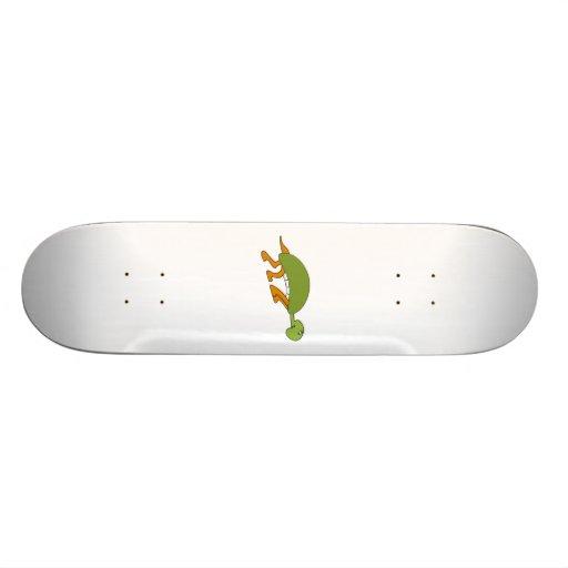 Cartoon-Schildkröte Individuelle Skateboards