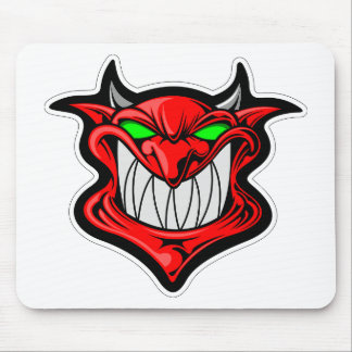 Cartoon-Teufel Mousepad