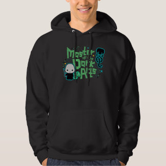 Cartoon Voldemort - Meister der dunklen Künste Hoodie