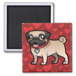 Cartoonize mein Haustier Magnete