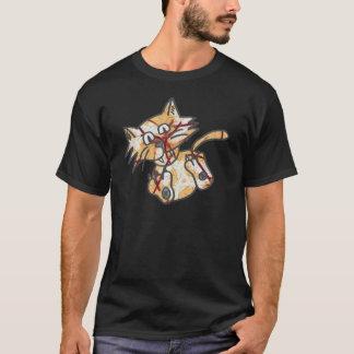Cartoonkatze 1 T-Shirt