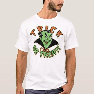 Cartoonvampire-Kleinkind-T - Shirt