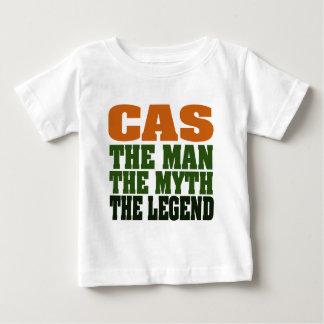 CAS, die Legende Baby T-shirt