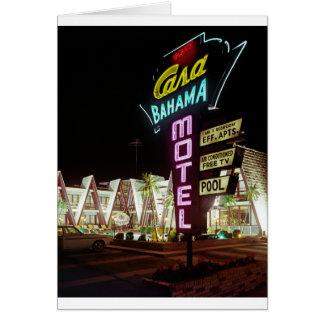 Casa Bahama Motel in Wildwood, New-Jersey, Karte
