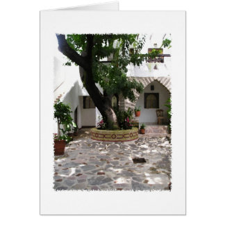 Casa-BLANCA-Hof Ajijic Mexiko Karte