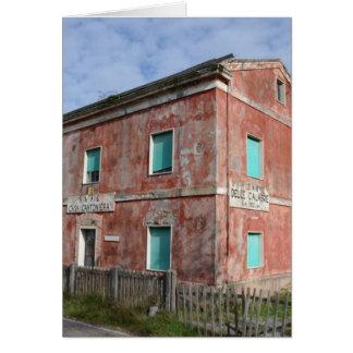 Casa Cantoniera Karte