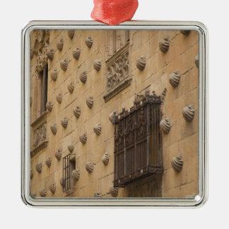 Casa de Las Conchas, Haus der Muscheln Silbernes Ornament