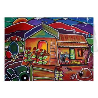 Casa De Los Abuelos Karte