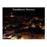 Casablanca, Marokko Postkarten