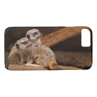 Case-Mate kaum dort iPhone 7 Fall Meerkat