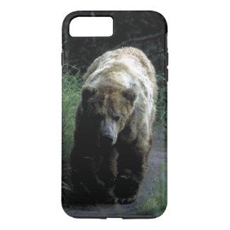 """Case-Mate stark für iPhone 7+ """"Grizzlybär """""""
