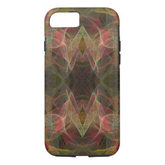 Case-Mate starker iPhone 7 Fall-abstraktes Fraktal