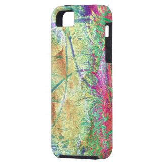 Case-MateVibe iPhone 5 Fallrosa Blumendschungel iPhone 5 Etui