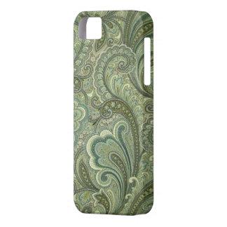 Case-MateVibe iPhone 5 Paisleys weises iPhone 5 Case