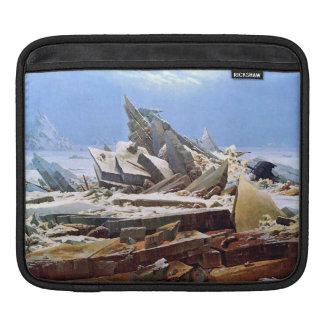 CASPAR DAVID FRIEDRICH - das Meer von Eis 1824 iPad Sleeve