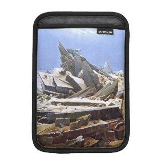 CASPAR DAVID FRIEDRICH - das Meer von Eis 1824 Sleeve Für iPad Mini