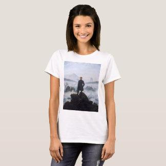 CASPAR DAVID FRIEDRICH - Wanderer über dem Meer T-Shirt