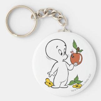 Casper Apple Schlüsselanhänger