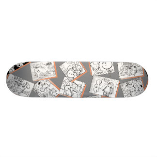 Casper-Comicen 20,1 Cm Skateboard Deck