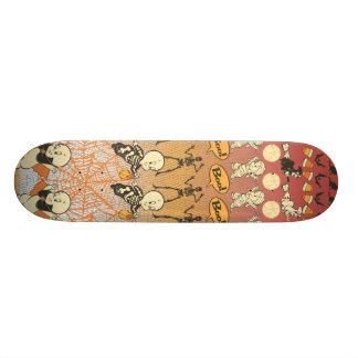Casperboo-Collage 18,4 Cm Mini Skateboard Deck