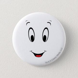 CaspersuperSmiley Runder Button 5,7 Cm