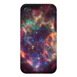 Cassiopeia-Galaxie-Supernovarest iPhone 4/4S Hülle