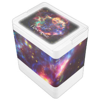 Cassiopeia-Galaxie-Supernovarest Kühlbox